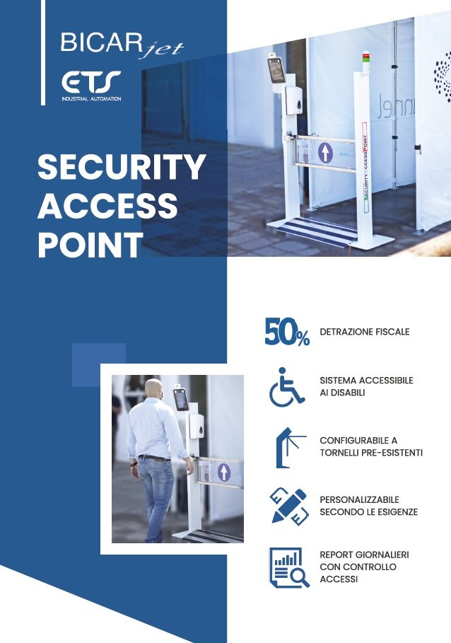 Flyer Security Acces Point